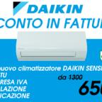 DAIKIN_SENSIRA_sconto